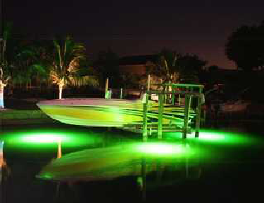 underwater dock lighting ft myers naples cape coral, Reel Combo