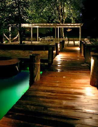 Quality Dock Lighting Installation Ft Myers Naples Cape Coral