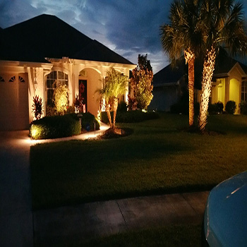 Outdoor Landscape Lighting Naples Fl Great Residential
